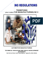 TR - TINSMITHING (AUTOMOTIVE MANUFACTURING) NC II.doc