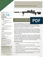 XM2010 ESR Enhanced Sniper Rifle