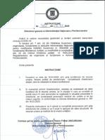 ANP, Instructiune Completare Chestionar Coronavirus