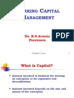 09. Working Capital