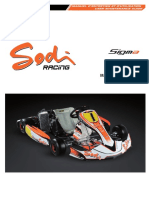 Aide réglage chassis Karting