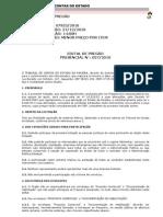 EDITAL DE PREGÃO PRESENCIAL 027-2010 - MATERIAL ELETRICO..pdf