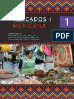 MERCADOS Salvaguardas de La Gastronomía Mexicana