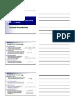 CE 632 Shallow Foundations Part-1 Handout