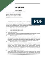 bab 9 rencana kerja