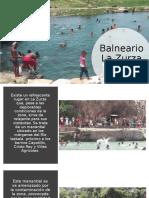 Balneario La Zurza