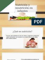 Nutrición y Desnutrición en infantes.pptx