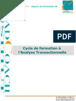 Presentation CYCLE At