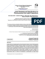 Jurnal TSF 1 - Pharmacopoeial Standards and Specifications for.pdf
