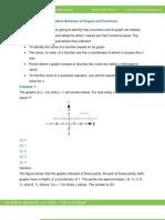 Math Study Guide - Qualitative Behavior Function