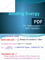 BindingEnergy new