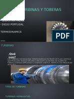 Turbinas y Toberas (1)