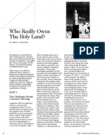 2008_2 Who Really Owns the Holy Land.pdf