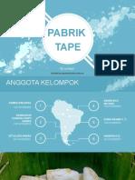 PABRIK TAPE