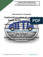 Instructivo para el uso de la base AITA