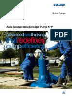 1.ABS submersible sewage pump XFP.pdf