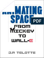 Animating Space - From Mickey to WALL-E