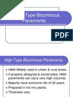 Bituminous Pavements Presentation - Philadephia University - 28 Jan 2020