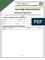 maaab-scholarship-application 2020