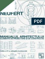 Manual Arhitect Neufert