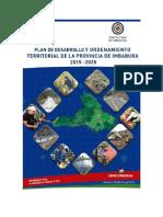 Pdot Imbabura 2015-2035 Reformado 2018