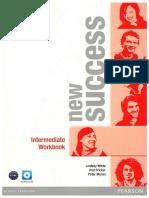 White L., Flicker R., Moran P. - New Success Intermediate Workbook - 2012