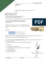 Ficha de revisões para o 4º teste
