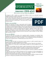 Hoja Informativa Nuevo Coronavirus (2019-Ncov) Feb 2020