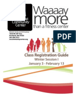 Program Booklet Winter