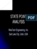 STATE POINT ANALYSIS