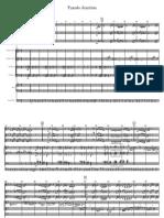 Tuxedo Junction - Glenn Miller (Full Big Band Arrangement)