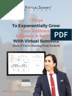 Virtual Summit Mastery Cheat Sheet (UPDATED)