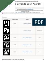 List of Hasbro Beyblade Burst App QR Codes _ Beyblade Wiki _ FANDOM powered by Wikia