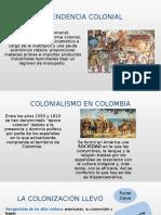 DEPENDENCIA COLONIAL (SOCIOLOGÍA)