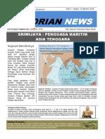The Historian News - Srivijaya Empire.pdf