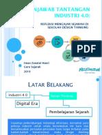 DESIGN THINKING DALAM PEMBELAJARAN SEJARAH PLUS CV.pdf