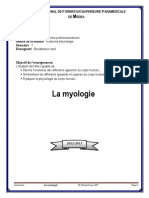 La myologie