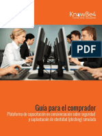 KnowBe4BuyersGuide_Spanish.pdf