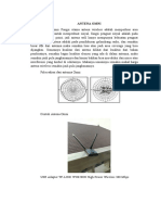 Antena Omni dan propagasi gelombang