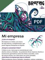 LAURA PECO briefing y naming (mejorado) LIBRO DE ESTILOS