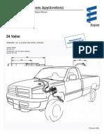 HYDRONIC 4 Dodge Ram 24-Valve (Feb00)