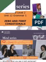 openMind 2 Unit 12 Grammar 1