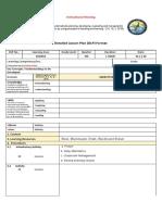 English DLP format