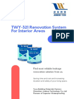 JOABOA Leakage Renovation System TWY-321