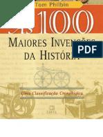 As 100 maiores invenções da história - Uma classificação cronológica.pdf