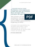Artero Ituarte - La función de los curas doctrineros