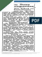 News Article Omaha World-Herald Published as Omaha World-Herald. January 15 1957 p24