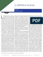 Affaire Griveaux_Décideurs publics, célébrités et vie privée_JSS