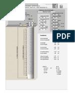 Dimensionamento de Estaca Armada - Centro