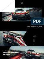 911 RSR Broschüre